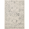 This item: Harput Charcoal and White Rectangular: 3 Ft. 11 In. x 5 Ft. 7 In. Rug