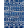 This item: Harput Bright Blue Rectangular: 6 Ft. 7 In. x 9 Ft. Rug