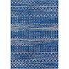This item: Harput Bright Blue Rectangular: 7 Ft. 10 In. x 10 Ft. 3 In. Rug