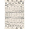 This item: Harput White and Charcoal Rectangular: 6 Ft. 7 In. x 9 Ft. Rug
