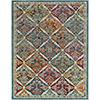 This item: Herati Multicolor Rectangular: 9 Ft. x 13 Ft. 1 In. Rug