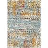 This item: Herati Aqua, Orange and Butter Rectangular: 9 Ft. x 13 Ft. 1 In. Rug