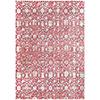 This item: Herati Red Rectangular: 5 Ft. 3 In. x 7 Ft. 3 In. Rug