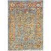 This item: Herati Aqua and Rust Rectangular: 7 Ft. 10 In. x 10 Ft. 6 In. Rug