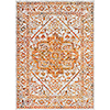 This item: Himalayan Saffron and Bright Red Rectangular: 2 Ft. x 3 Ft. Rug