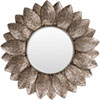 This item: Helios Champagne Wall Mirror
