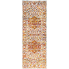 This item: Himalayan Saffron and Bright Red Runner: 2 Ft. 7 In. x 7 Ft. 3 In. Rug