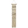 This item: Kamal Cream and Wheat Rectangular Wall Hanging
