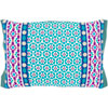 This item: Lucent Multicolor 22 x 22 In. Throw Pillow Cover