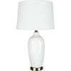 This item: Lyle White One-Light Table Lamp