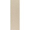 This item: Mystique Cream Runner: 2 Ft. 6 In. x 8 Ft. Rug