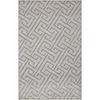This item: Mystique Light Grey Rectangular: 3 Ft. 3 In. x 5 Ft. 3 In. Rug