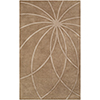 This item: Mystique Dark Brown Rectangular: 5 Ft. x 8 Ft. Rug