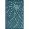 This item: Mystique Teal Rectangular: 5 Ft. x 8 Ft. Rug