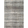This item: Presidential Grey and Black Rectangular: 5 Ft. x 8 Ft. 2 In. Rug
