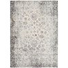 This item: Presidential Grey and White Rectangular: 7 Ft. 10 In. x 10 Ft. 3 In. Rug