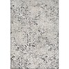 This item: Quatro Silver and Grey Rectangular: 5 Ft. 3 In. x 7 Ft. 3 In. Rug