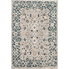 This item: Soft Touch Teal and Taupe Rectangular: 2 Ft. x 3 Ft. Rug