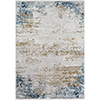 This item: Solar Blue and Yellow Rectangular: 2 Ft. x 3 Ft. Rug