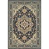 This item: Tabriz Charcoal and Beige Rectangular: 8 Ft. x 10 Ft. Rug