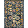 This item: Trailblazer Teal and Dark Green Rectangular: 2 Ft. x 2 Ft. 9 In. Rug