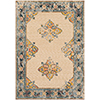 This item: Trailblazer Saffron and Pale Blue Rectangular: 8 Ft. x 11 Ft. Rug