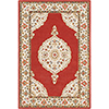 This item: Viva Rust Rectangular: 2 Ft. x 3 Ft. Rug