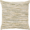 This item: Zuma Beige and Olive 18 In. x 18 In. Pillow with Down Insert