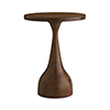 This item: Darby Walnut Accent Table