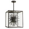 This item: Zanadoo Gray 12-Light Outdoor Pendant