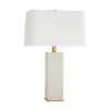 This item: Williams Vintage Brass One-Light Table Lamp