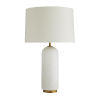 This item: Waterson White One-Light Table Lamp