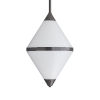 This item: Tinker Aged Iron Two-Light Outdoor Pendant