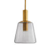 This item: Vancouver Antique Brass LED Pendant
