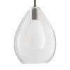 This item: Nala Aged Iron One-Light Outdoor Pendant