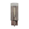 This item: Soloman Clear One-Light Wall Sconce