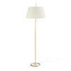This item: Malin Antique Brass One-Light Floor Lamp