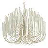 This item: Tilda White Six-Light Chandelier