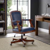 This item: Victoria Antique Brown Office Chair