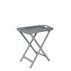 This item: Samuel Gray Removable Tray Table