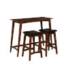 This item: Brooklyn Walnut Tavern Set