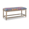 This item: Carmen Driftwood 45-Inch Jewel Bench