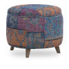 This item: Mika Driftwood Ottoman