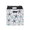 This item: Liam Multicolor Starfish Storage Bin, Pack of 2