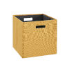 This item: Liam Yellow Storage Bin, Pack of 2