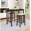 This item: Ian Brown 42-Inch Bar Height Pub Table