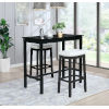 This item: Ian Black 42-Inch Bar Height Pub Table
