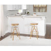 This item: Clayton Gold 25-Inch Adjustable Stool