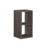 This item: Ellis Grey Two Cubby Storage Cabinet