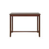 This item: Ian Espresso Brown 36-Inch Counter Height Pub Table